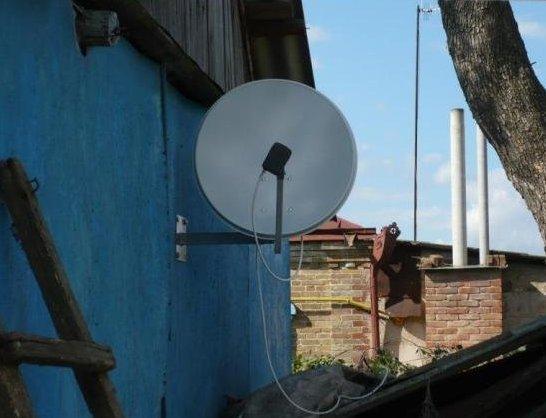 антена на Триколор