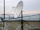 Одна из первых антенн