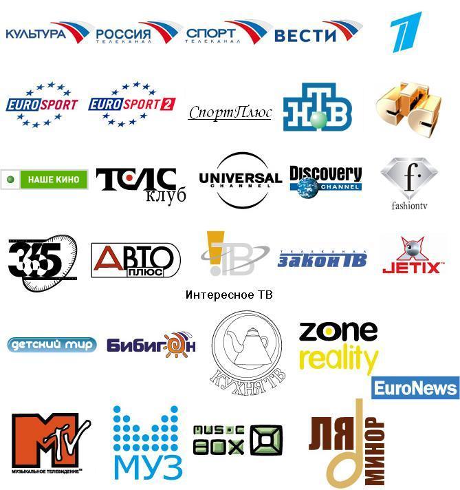 Смотреть онлайн тв бесплатно, ТОП-5 каналов в